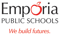 Logo - Emporia Public Schools - We Build Futures
