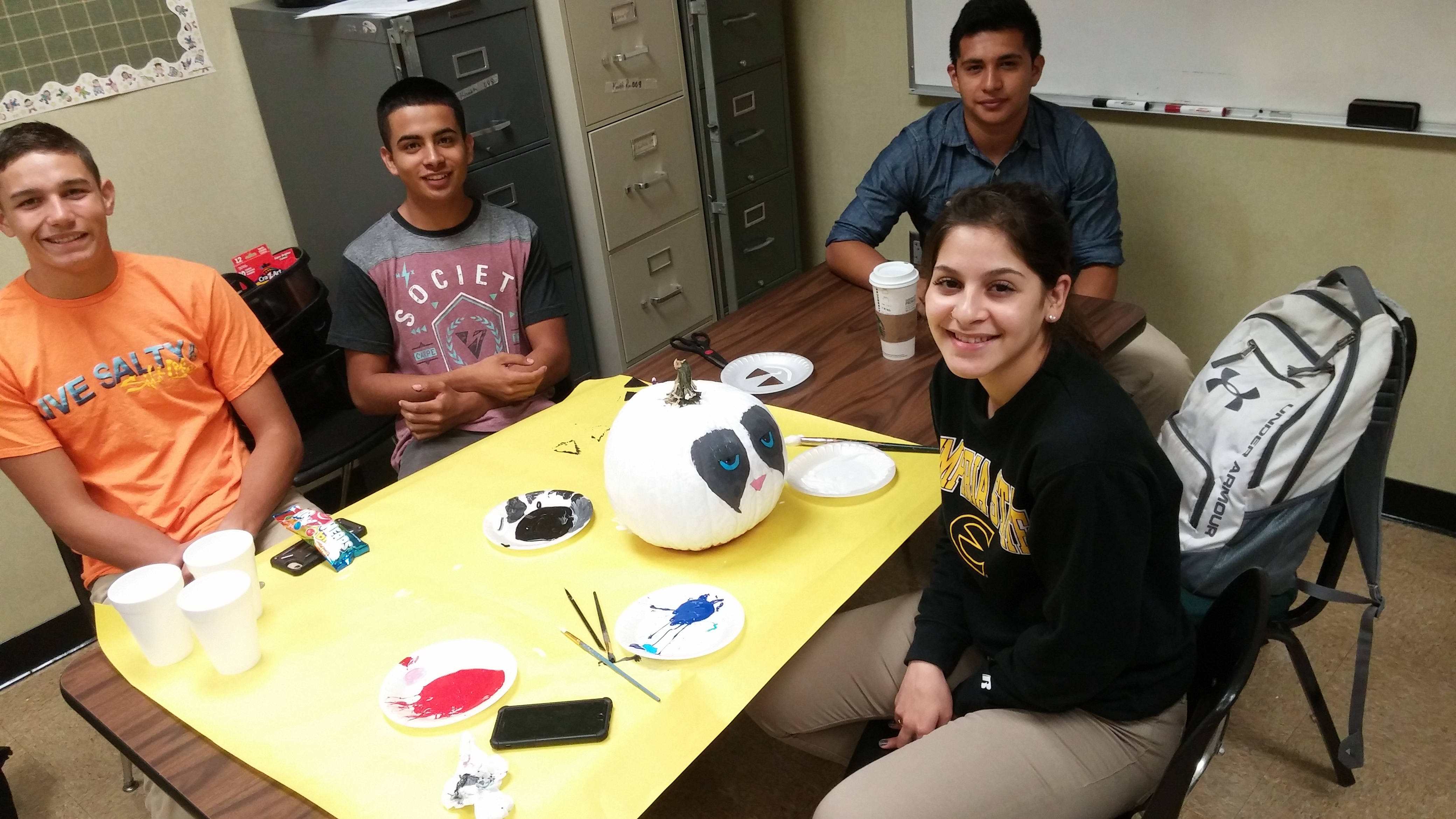 AVID Pumpkin Decorating 002