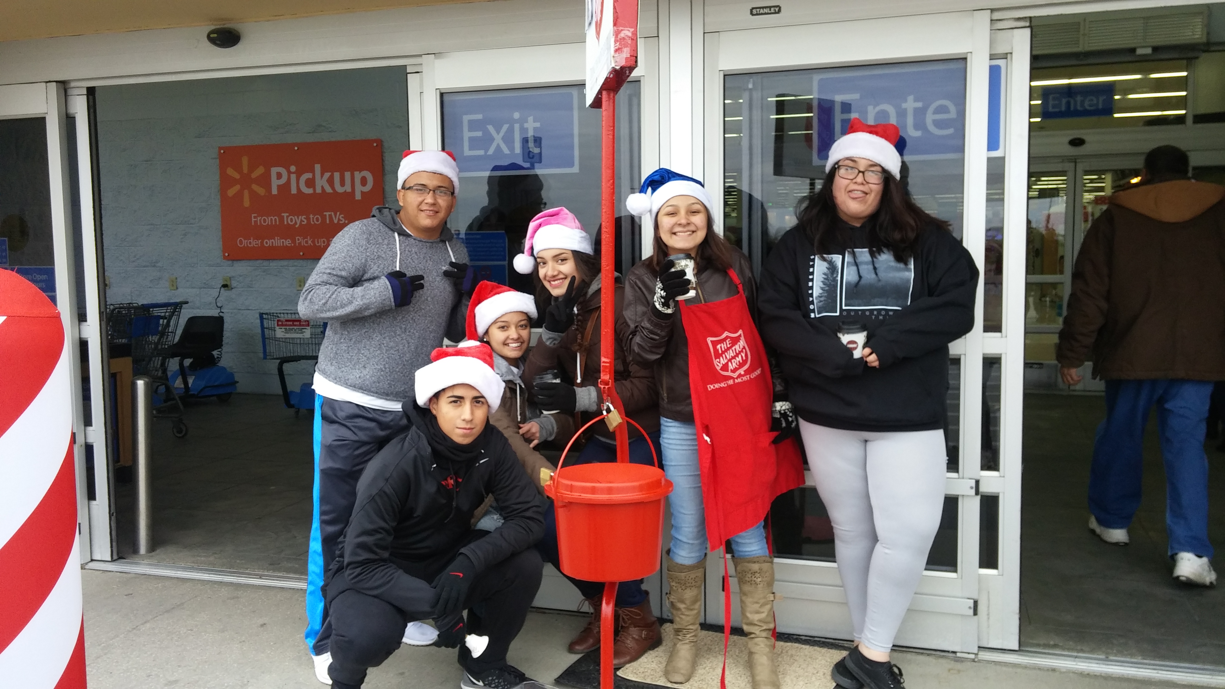 AVID Salvation Army