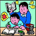 children with books_clipart
