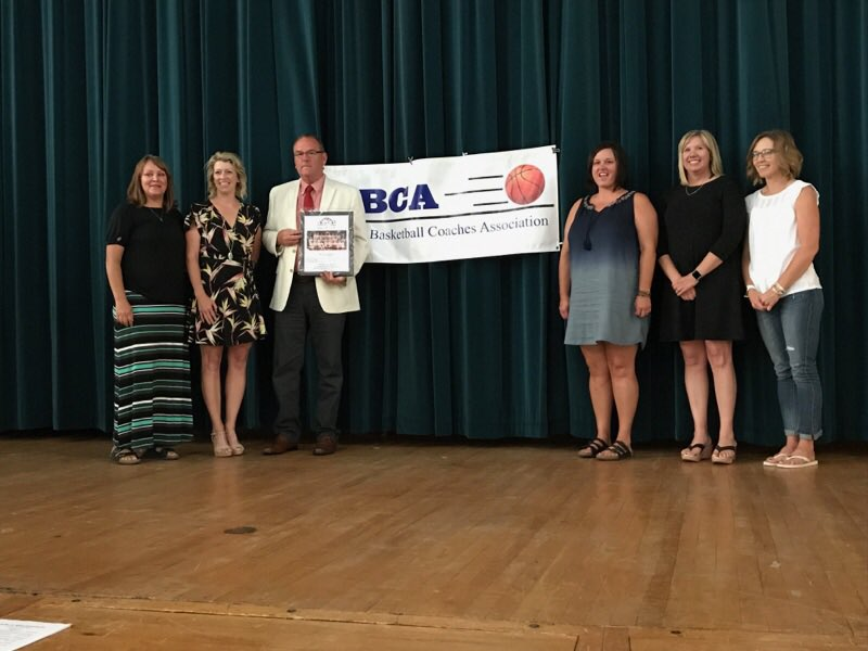 Nienstedt Honored by KBCA